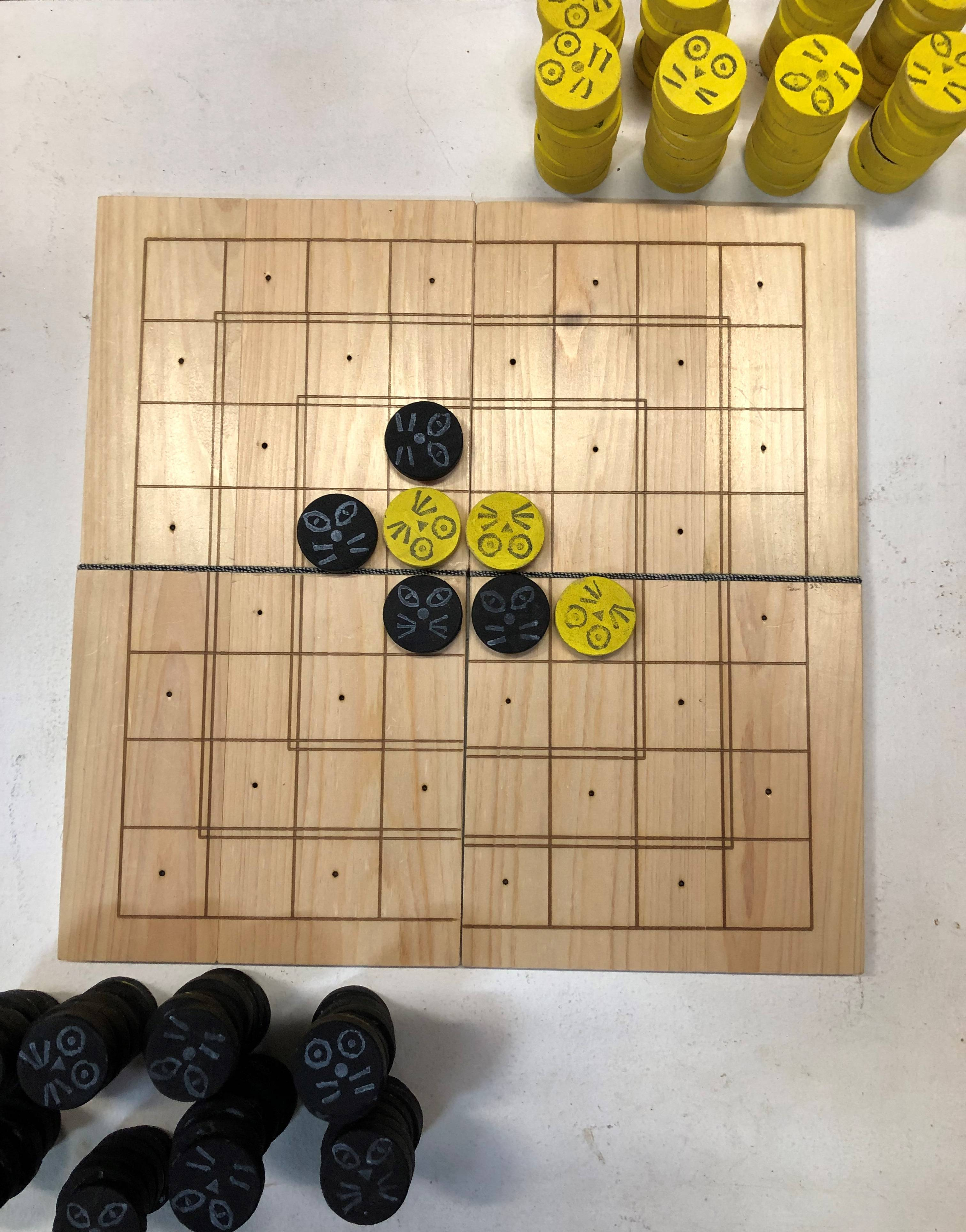 moriarts :  Wooden Puzzles & Games画像